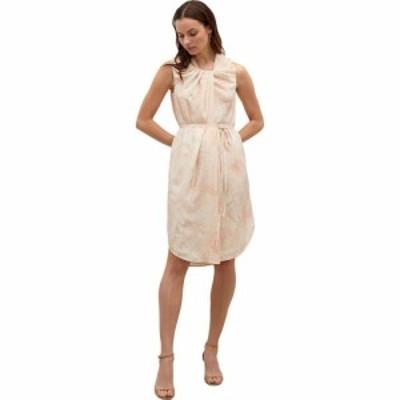 エムエムラフルール M.M. LaFleur レディース ワンピース ワンピース・ドレス Maite Dress - Atlas Print Ivory/Cameo