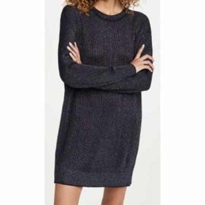 ラグandボーン Rag and Bone レディース ワンピース ミニ丈 ワンピース・ドレス Cherie Mini Sweater Dress Navy