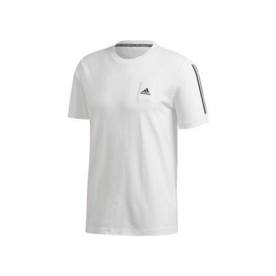 アディダス(adidas) MHD 3S Tシャツ IUA75-FS6656 オンライン価格 (メンズ)