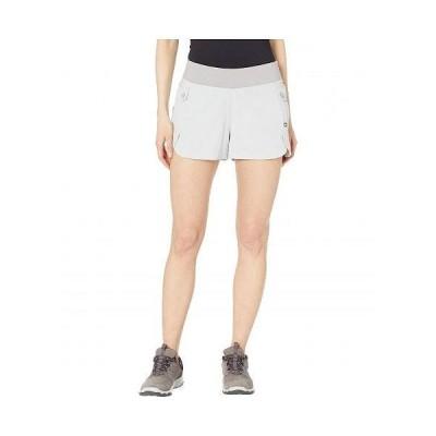 Helly Hansen ヘリーハンセン レディース 女性用 ファッション ショートパンツ 短パン Vetta Shorts - Grey Fog