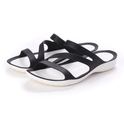 クロックス crocs レディース サンダル swiftwater sandal w 203998-066