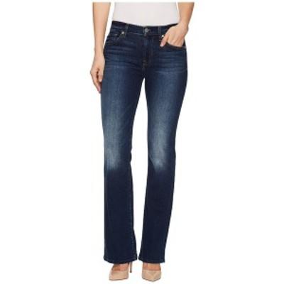 7フォーオールマンカインド レディース デニムパンツ ボトムス Tailorless Bootcut Jeans in Moreno Moreno