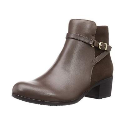 アシナガオジサン ブーツ 2810423 レディース ダークブラウンコンビ 23.5 cm