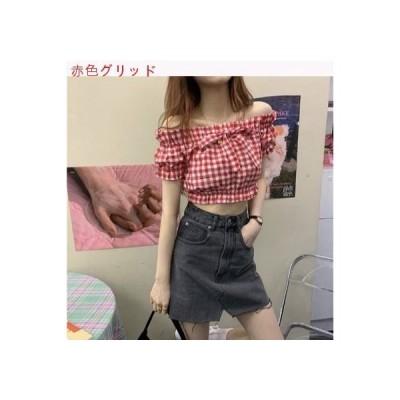 【送料無料】夏 フレンチ タイプ パフ ワイシャツ 女 デザイン 感 小 ミニ丈 リ | 364331_A62897-0758830