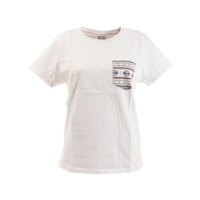 エーシーピージー(ACPG) Tシャツ レディース 半袖 プリントネイティブ 872PA0BGI3165WHT (レディース)