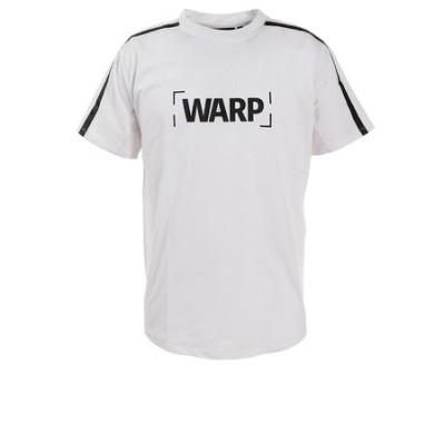 ザ・ワープ・バイ・エネーレ(The Warp By Ennerre)チェストバーグラフィックTシャツ WB33JA17 WHT 半袖