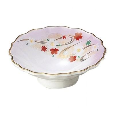 嵐山 花型千代口 和食器 刺身用千代久 業務用 約8.4cm さしみ用 お造り用 しょうゆ入れ 醤油皿 たれ用 タレ皿