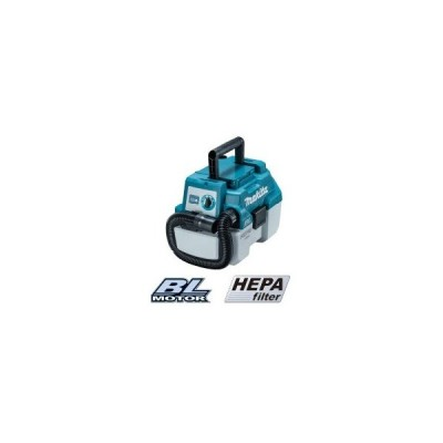 マキタ 18V 充電式集じん機 VC750DZ 本体のみ(バッテリ・充電器別売) 乾湿両用