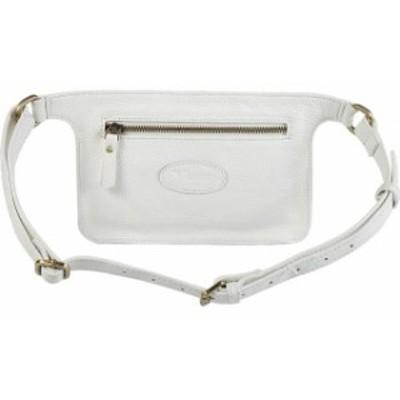 Vicenzo Leather ヴィツェンゾ レザー ファッション バッグ Vicenzo Leather Arlette Leather Waistpack 2 Colors Designer Handbag NEW