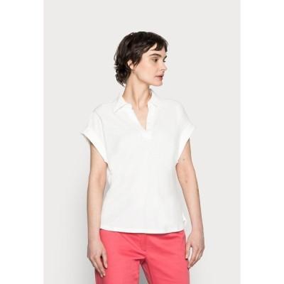 オーパス Tシャツ レディース トップス SILOU - Print T-shirt - milk