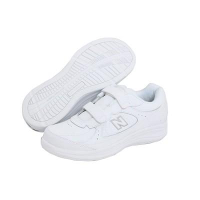 ニューバランス New Balance レディース スニーカー シューズ・靴 WW577 Hook and Loop White