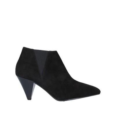 CLOSED ショートブーツ ファッション  レディースファッション  レディースシューズ  ブーツ  その他ブーツ ブラック