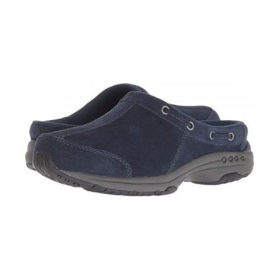 Easy Spirit イージースピリット レディース 女性用 シューズ 靴 クロッグ ミュール Travelport 26 - Dress Blue