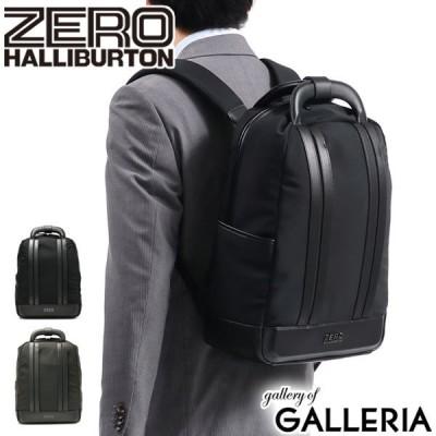 正規品5年保証 ゼロハリバートン リュック ZERO HALLIBURTON Medium Nylon Backpack ビジネスリュック 大容量 B4 28L 通勤 メンズ 81002