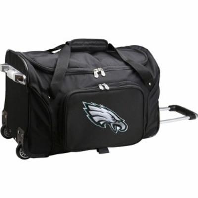 モジョ Mojo Licensing ユニセックス スーツケース・キャリーバッグ バッグ Mojo Philadelphia Eagles Wheeled Duffle