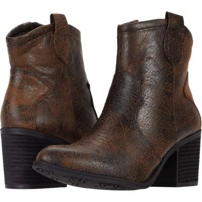 ダーティーランドリー Dirty Laundry レディース シューズ・靴 Unite Brown Fabric