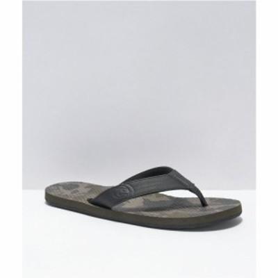 コビアン COBIAN SHOES メンズ サンダル シューズ・靴 Cobian Shorebreak Camo Sandals Black