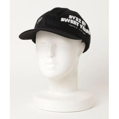 ROYAL FLASH / SY32 by SWEETYEARS /エスワイサーティトゥバイ スィートイヤーズ /TWILL CAP MEN 帽子 > キャップ