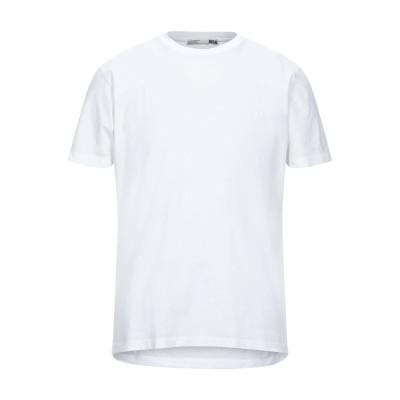 BULK T シャツ ホワイト S コットン 100% T シャツ