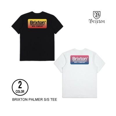 BRIXTON ブリクストン PALMER S/S TEE 2色 M-XXL 半袖Tシャツ