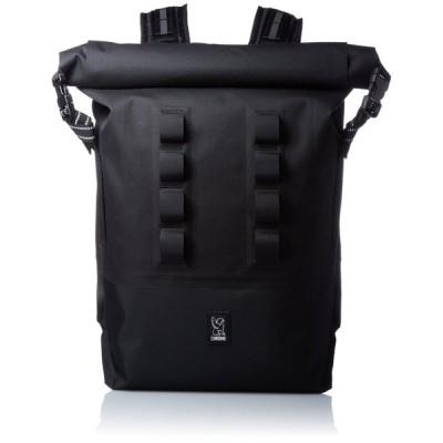 [クローム] URBAN EX ROLLTOP 28L (2019年モデル) アーバンイーエックスロールトップ 完全防水 バックパック BLACK/BLACK