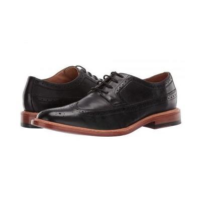 Bostonian ボストニアン メンズ 男性用 シューズ 靴 オックスフォード 紳士靴 通勤靴 No. 16 Soft Wing - Black Leather