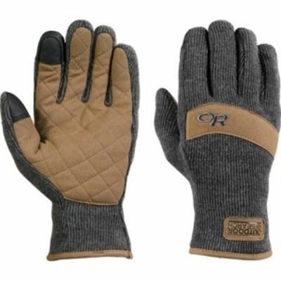 アウトドアリサーチ 手袋・グローブ Exit Sensor Glove Charcoal