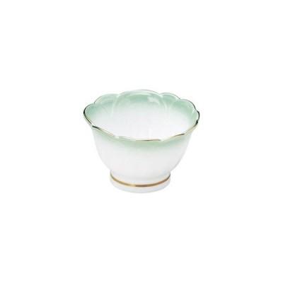 和食器渕金ヒワ吹 梅型3.5小鉢/大きさ・10×6.5cm