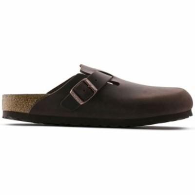 ビルケンシュトック Birkenstock メンズ クロッグ シューズ・靴 boston clogs Oiled Leather/Habana