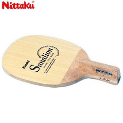 Nittaku 日本卓球 ニッタク NE-6651 卓球 ラケット サナリオンR SANALION R NE-6651