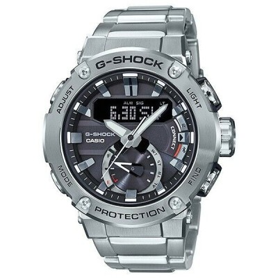おしゃれ 高品質 腕時計 カシオ Casio G Shock Carbon Core Guard structure GSTB200D 1A