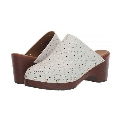 Aerosoles エアロソールズ レディース 女性用 シューズ 靴 ヒール Martha Stewart Doris - White Leather