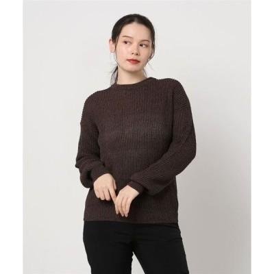 ニット CRISTASEYA:和紙ペーパーセーター