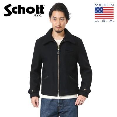 Schott ショット Wool CPO ジャケット 7176 ウールジャケット MADE IN USA メンズ アウター ジャンパー アメカジ ブランド  アメリカ製【クーポン対象外】