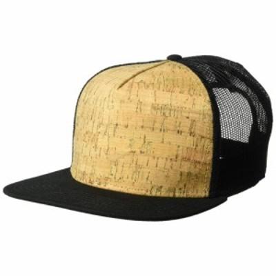 シェフワークス Chef Works メンズ キャップ 帽子 Cork Front Skater Hat Black