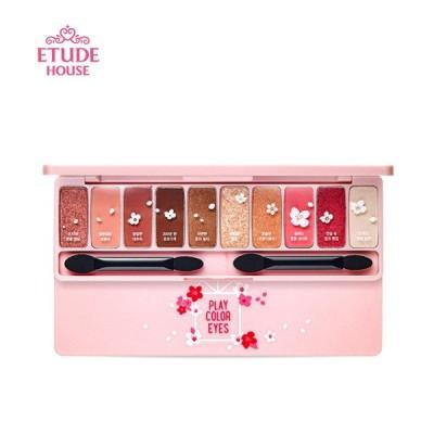 ETUDE HOUSE エチュードハウス プレイ カラー アイズ (Play Color Eyes) チェリーブロッサム cherry blossom 0.8g×10色 送料無料