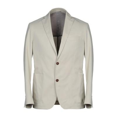 EXIGENCY テーラードジャケット ベージュ 50 コットン 98% / ポリウレタン 2% テーラードジャケット