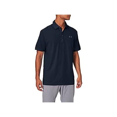 (アンダーアーマー) Under Armour メンズ プレーオフ ベント付き ゴルフ用ポロシャツ