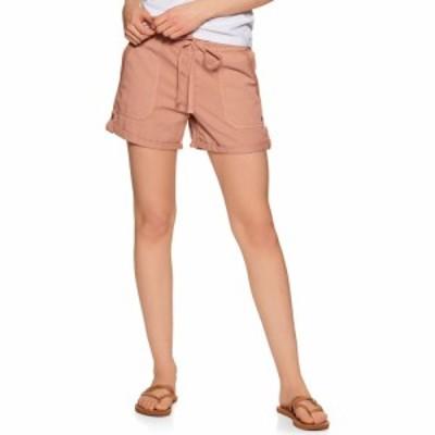ロキシー Roxy レディース ショートパンツ ボトムス・パンツ life is sweeter shorts Cafe Creme