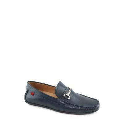 マークジョセフニューヨーク スニーカー シューズ メンズ Wall Street Driving Shoe Navy Napa