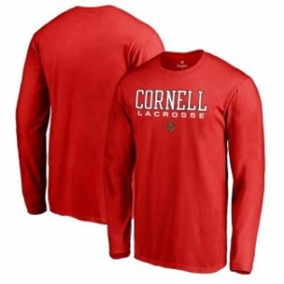Fanatics Branded ファナティクス ブランド スポーツ用品  Fanatics Branded Cornell Big Red Red True Sport Lacrosse