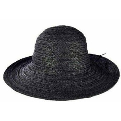 San Diego Hat  ファッション 帽子 San Diego Hat Company Womens  Paperbraid Round Crown Floppy Hat PBL3078