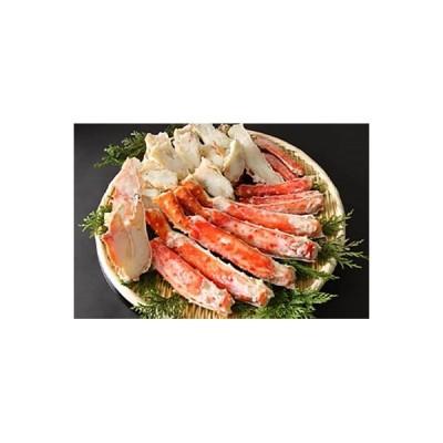 阪南市 ふるさと納税 ボイルたらば蟹 約1.0kg(カット済み)【23】