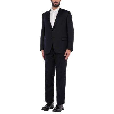 パル ジレリ PAL ZILERI スーツ ダークブルー 56 バージンウール 100% スーツ