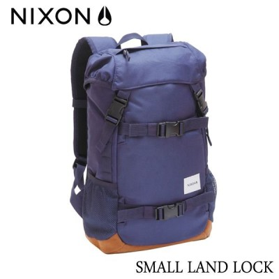 NIXON,ニクソン/JAPAN LIMITEDモデル/BACKPACK・バックパック・リュックサック/SMALL LANDLOCK/16L/NC2256307-00/NAVY・ネイビー
