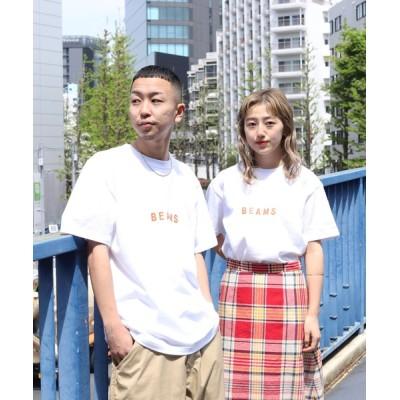 tシャツ Tシャツ BEAMS / ロゴ Tシャツ 21SS