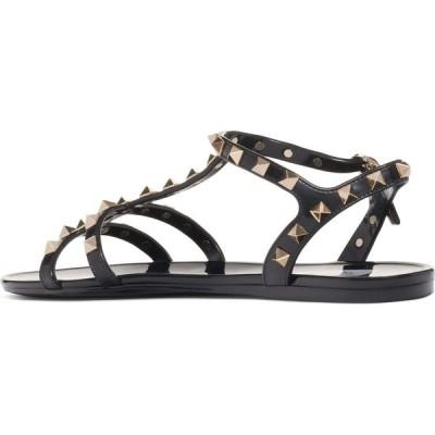 ヴァレンティノ VALENTINO GARAVANI レディース サンダル・ミュール シューズ・靴 Rockstud Sandal Black