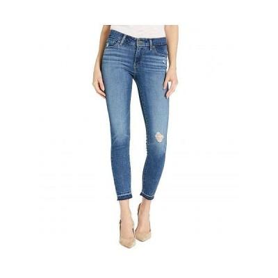 Levi's(R) Womens リーバイス レディース 女性用 ファッション ジーンズ デニム 711 Ankle Skinny - Maui Indigo