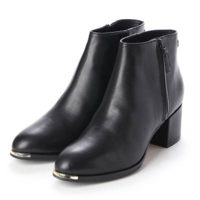 コール ハーン COLE HAAN グランド アンビション ブーツ 55mm womens (ブラック レザー)