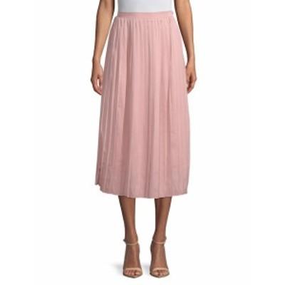 リー&ヴィオラ レディース スカート Pleated Midi Skirt